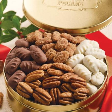 Sweet and Crunchy Pecan Assortment