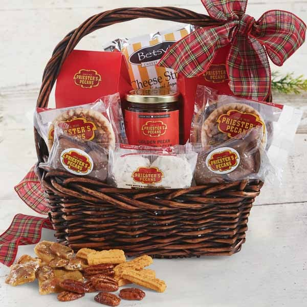 Warm Wishes Gift Basket