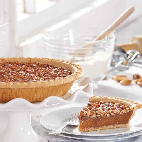 Old-Fashioned Pecan Pies