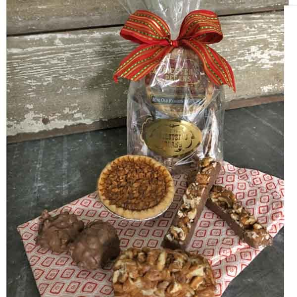 Holiday Pecan Sampler Bag
