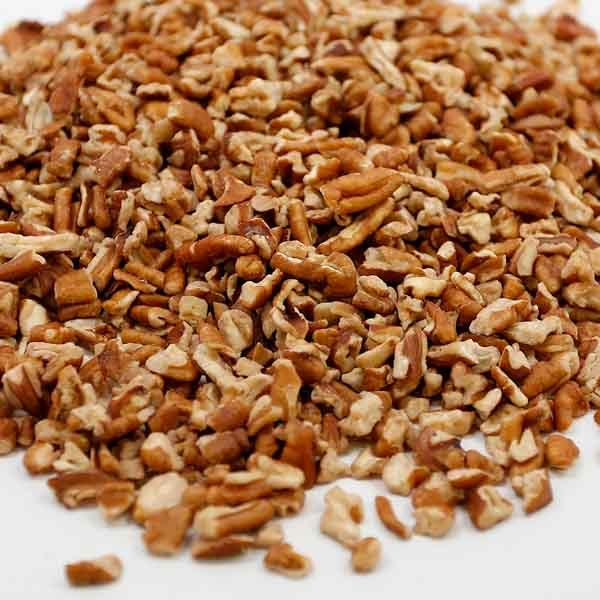 Medium Pecan Pieces 12-1 lb. Bags