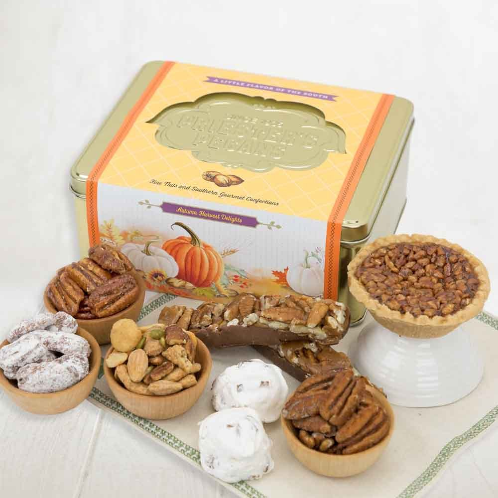 Autumn Harvest Delight Gift Tin