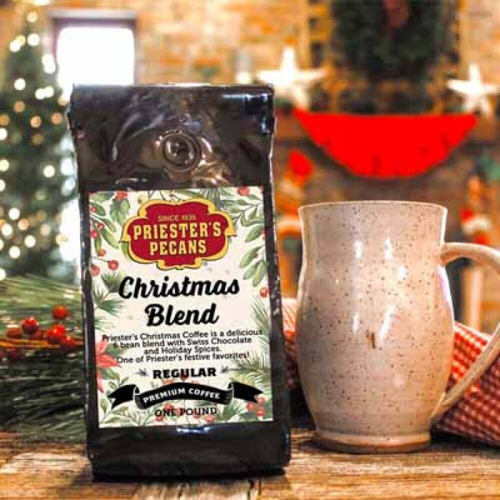 Christmas Blend Coffee - 1 lb. Ground