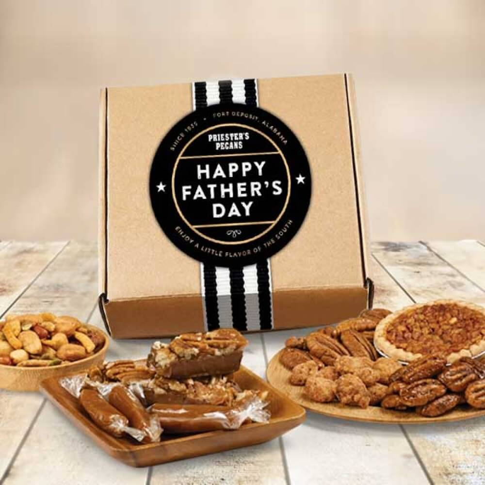 Father's Day Sampler Gift Box