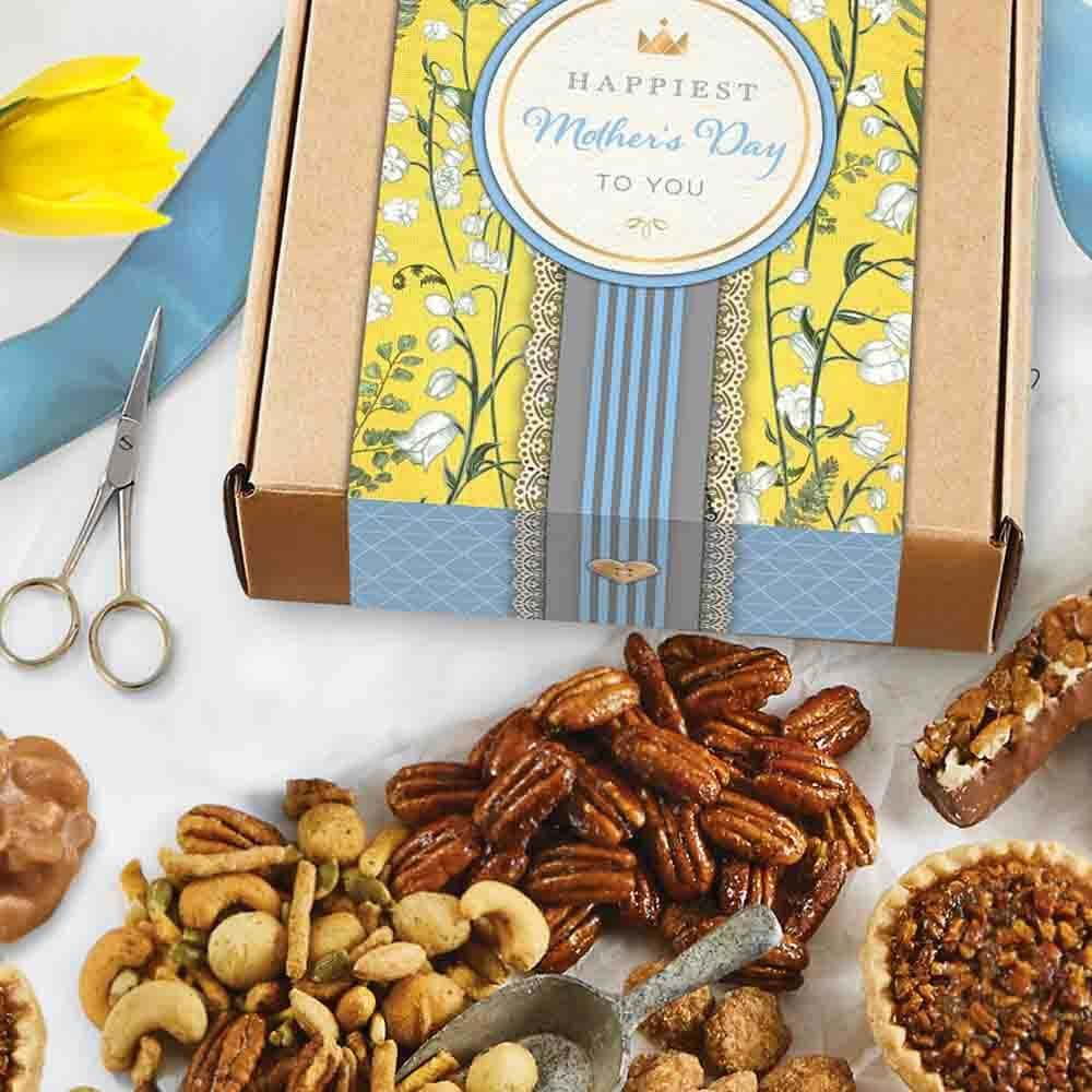 Happiest Mother's Day - Sampler Gift Box