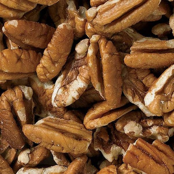 5 Pound Box - Large Pecan Pieces