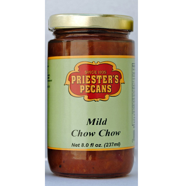 Mild Chow Chow Relish