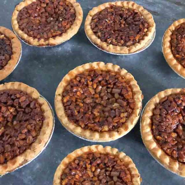Mystery Mini Pecan Pies