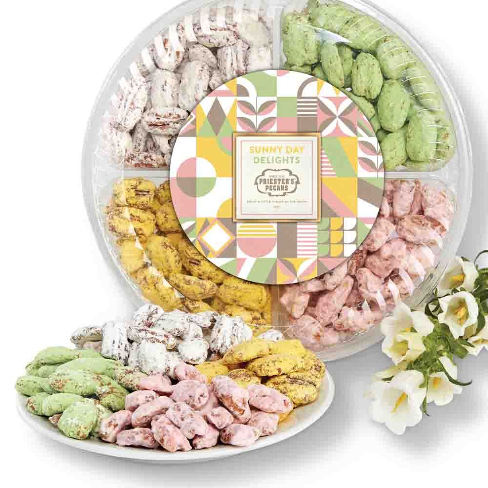 Sunny Day Delight -  Pinwheel Assortment