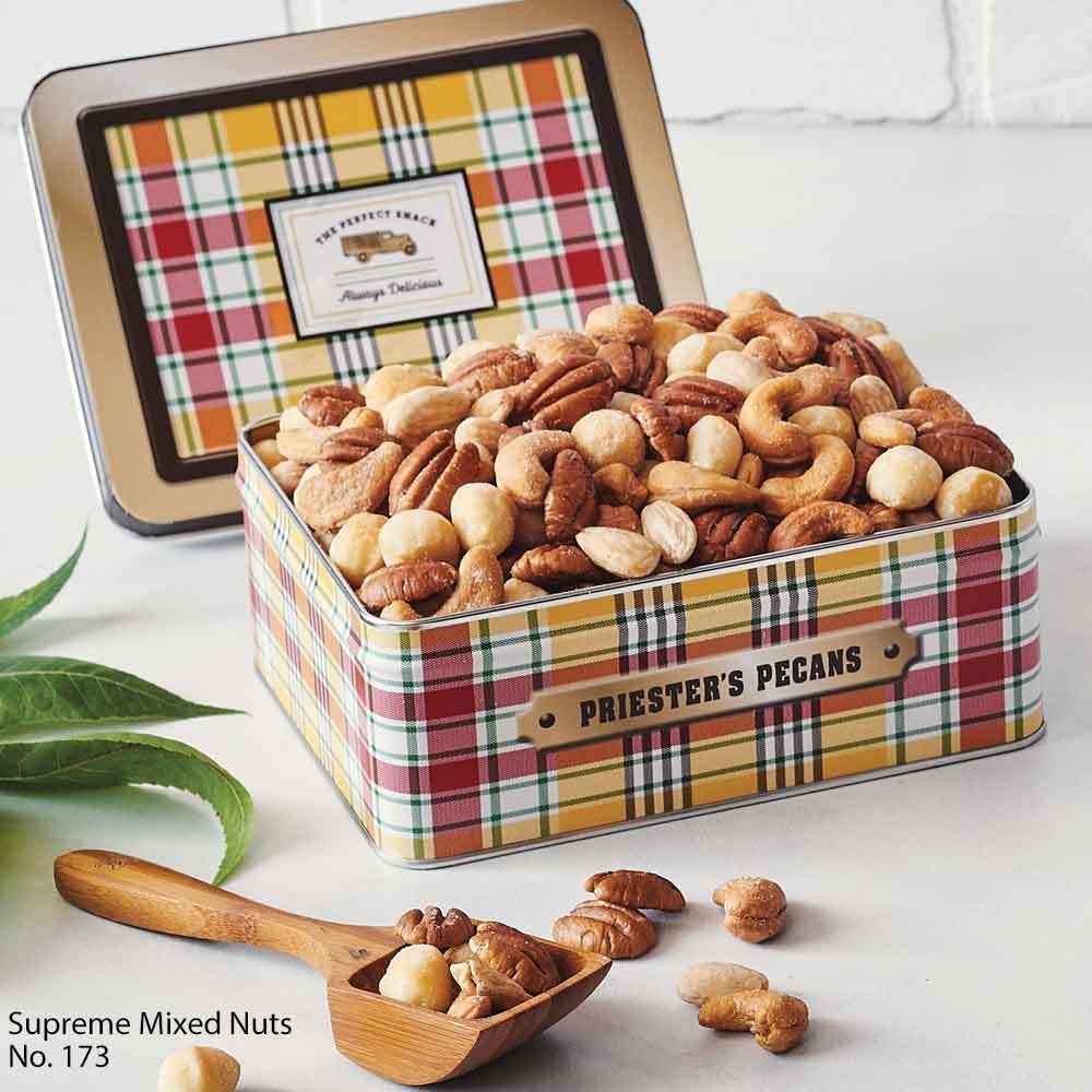 Supreme Mixed Nuts