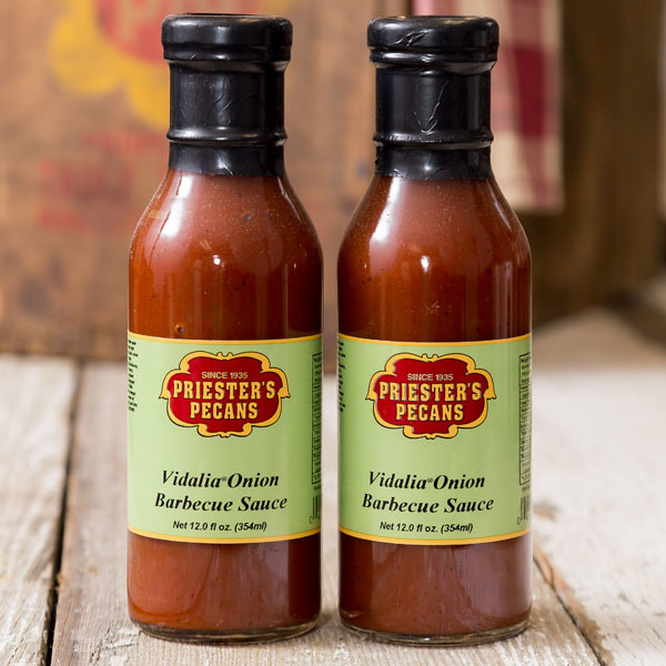Vidalia Onion Barbeque Sauce