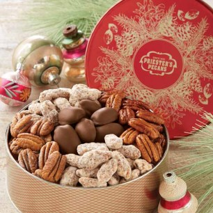 Southern Classic Pecan Assortment Gift Tin