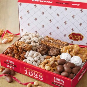 Snack Pack Box - Snack Pack Pecan & Candy Assortment