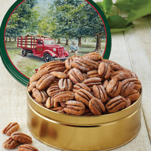Roasted Mammoth Pecan Halves