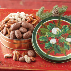 Sweet and Salty Pecan Combo (Gift Tin)