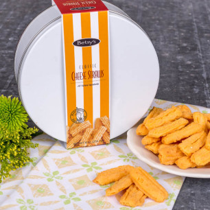 8 oz. Classic Cheese Straws Gift Tin