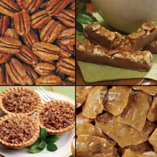 Candies and Baked Goods (Economy Packs) - Mini Pecan Pies (Economy Pack)