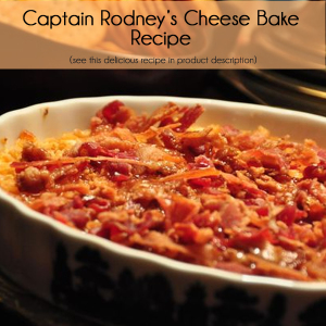 Captain Rodney's Cheese Bake