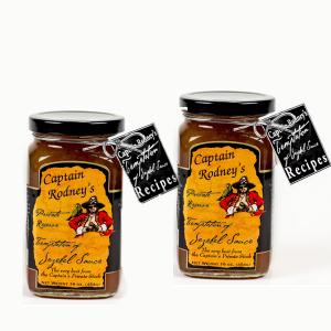 Captain Rodney's  - Temptation of Jezebel Sauce