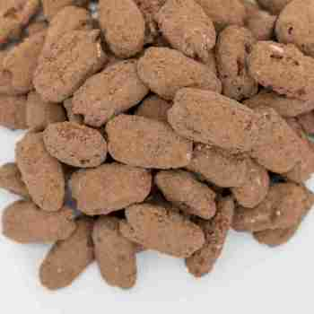Chocolate Sugared Pecans