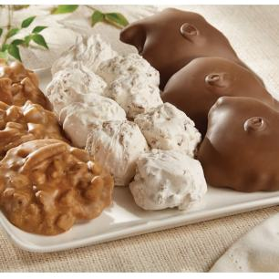 Customer's Favorite Pecan Candy Trio
