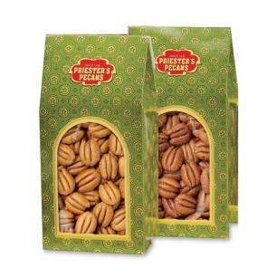Jr. Mammoth (Elliotts) Pecans - Gift Box Set - Jr. Mammoth (Elliotts) Roasted & Salted Pecans - Gift Box Set