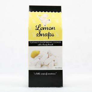 Flathau's Lemon Snaps
