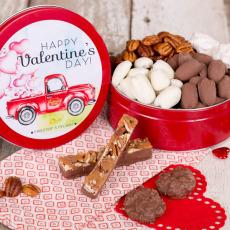 """Loads of Love"" Valentine's Day Gift Tin"