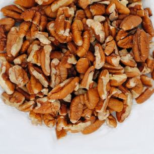 5 Pound Box- Medium Pecan Pieces