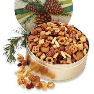 Nuts 'N' Stuff Gift Tin