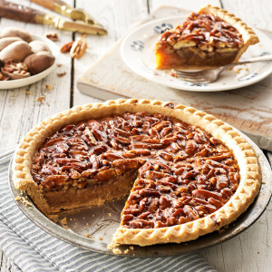 Old-Fashioned Pecan Pies - Old-Fashioned Pecan Pie (Gift Boxed)