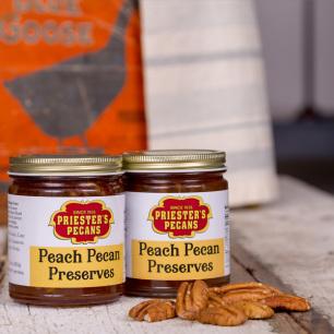 Peach Pecan Preserves