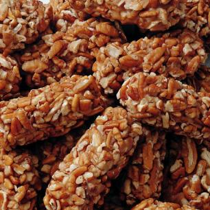 24 Count Box- Pecan Logs
