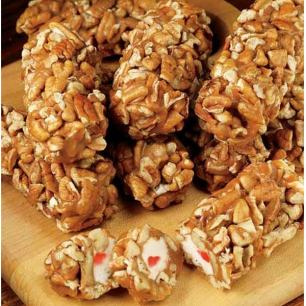 Traditional Pecan Logs - Traditional Pecan Logs (Economy Package)