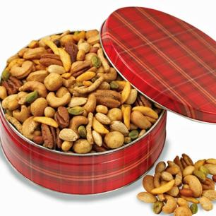 Back Country Snack Mix Gift Tin