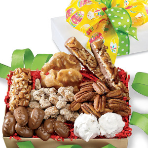 Spring Delight - Pecan Sampler Gift Box