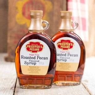 Sugar Free Roasted Pecan Syrup