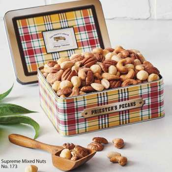 Supreme Mixed Nuts - Supreme Mixed Nuts