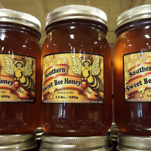 COMING SOON!  Sweet Southern Bee - 100% Local Honey