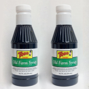 Todd Farms Old Farm Syrup - 2 Pack