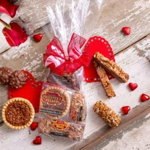 Valentine Pecan Sampler Bag