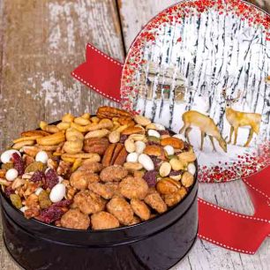 Winter Wonder - Pecan Gift Tin