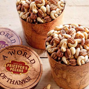 World of Thanks Tub - Supreme Mixed Nuts - Supreme Mixed Nuts