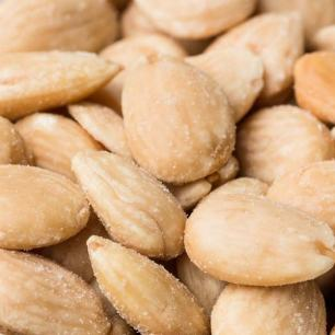 Roasted Salted Almonds Bag