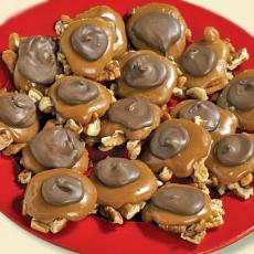 Caramel Pecan Dotties - Valentine's Day Gift Box