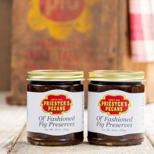 Old Fashioned Fig Preserves - 2 Jars