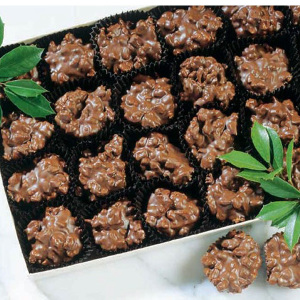Sugar-Free Pecan Clusters - Sugar-Free Pecan Clusters (Gift Boxed)