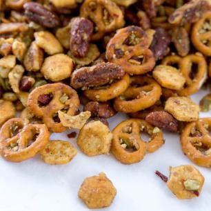 The Good Stuff Snack Mix