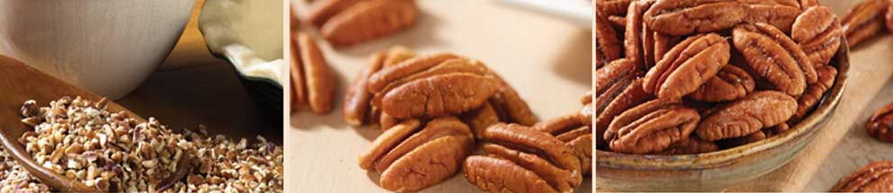5 & 30 Pound Boxes - Pecans & Assorted Nuts