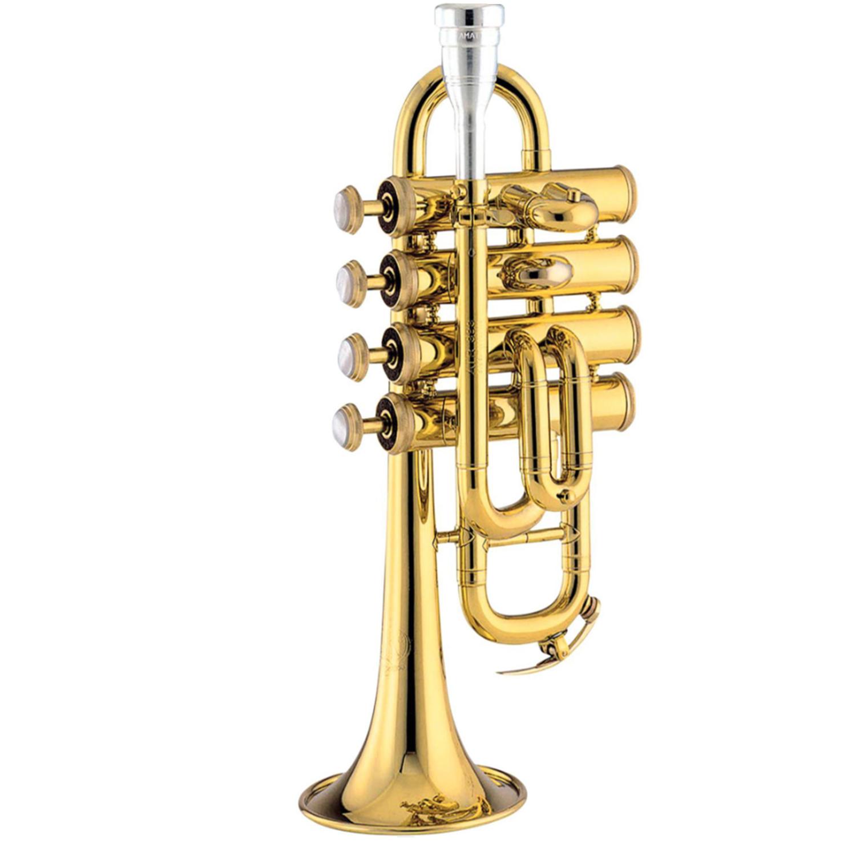 Amati 383 Bb/A Piccolo Trumpet